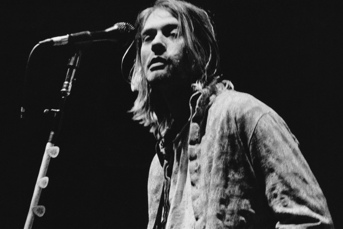 """Listen to an Early Version of Kurt Cobain's """"Sappy"""""""