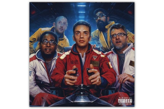 Logic Announces Release Date for Upcoming Album 'The Incredible True Story'