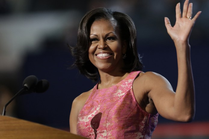 Listen to Michelle Obama's International Day of the Girl Playlist