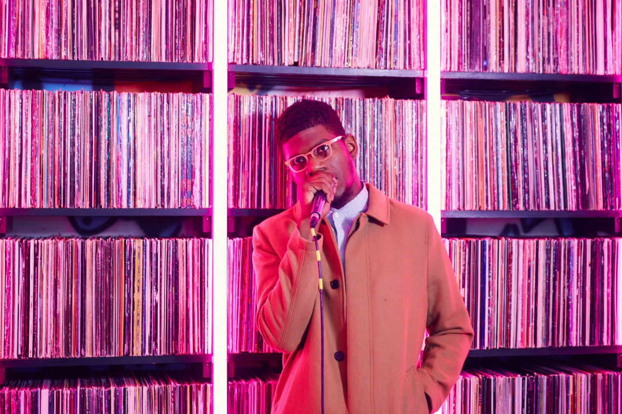 Mick Jenkins and The UK Dons