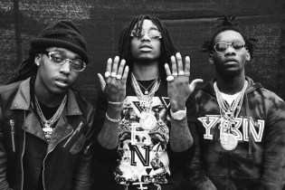 "Migos and Akon Team Up on ""Whole Lot"""
