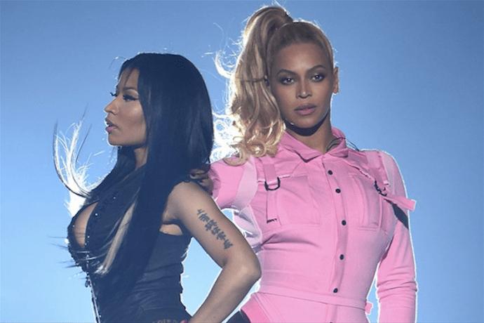 "Watch Beyoncé and Nicki Minaj Perform ""Feeling Myself"" Together Live"