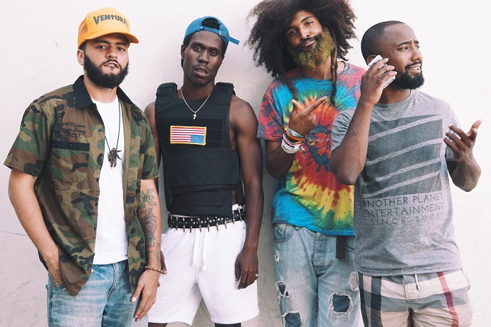 OverDoz. - Why We Never Leave The Ghetto (Produced by Terrace Martin & Fred Wreck)