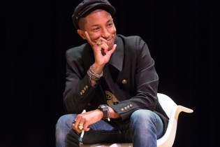Pharrell Reveals His Career Highlights in NY Interview