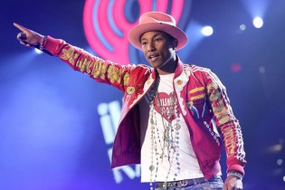 Pharrell Will Open the 2015 MTV European Music Awards