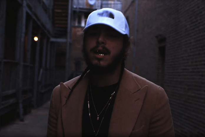 "Post Malone Drops New Video for ""Too Young"""