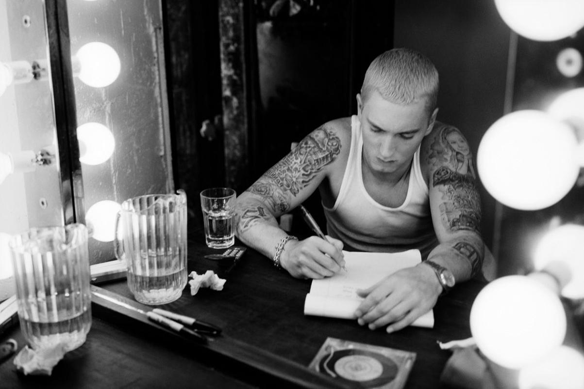 Read Eminem's Letter on Tupac