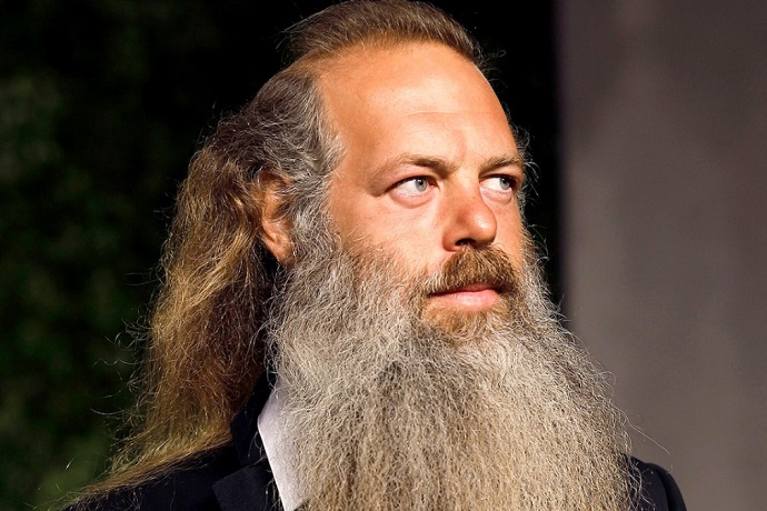 Rick Rubin to Receive Recording Academy Honor