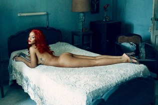 Rihanna Bares All for Vanity Fair's November Issue