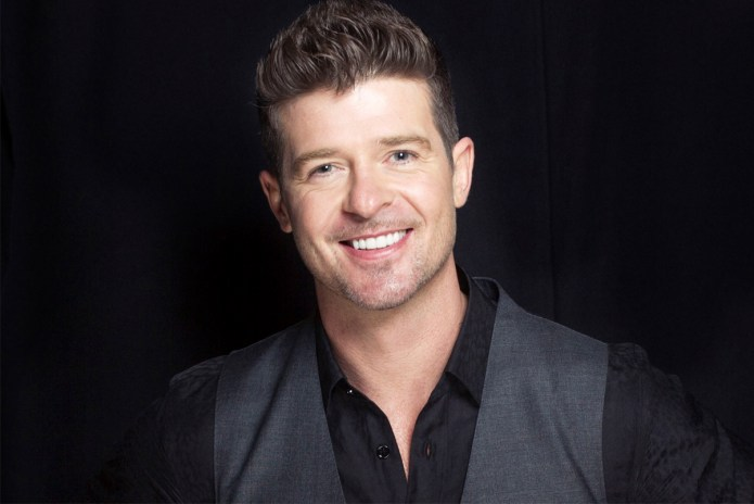 "Robin Thicke Admits Alcohol and Drug Dependence in ""Blurred Lines"" Deposition Video"
