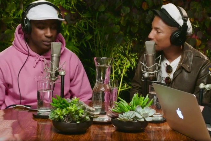 Skepta Joins Pharrell, Jamie Woon & Scott Vener on Beats 1 'OTHERtone' Episode