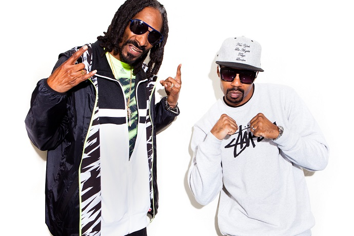 Snoop Dogg & Daz Dillinger - Sho You Right (Produced by Dam-Funk)