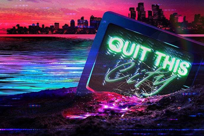 Stream Grandtheft's New EP, 'Quit This City'