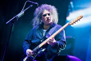 The Cure Announce Major New Tour