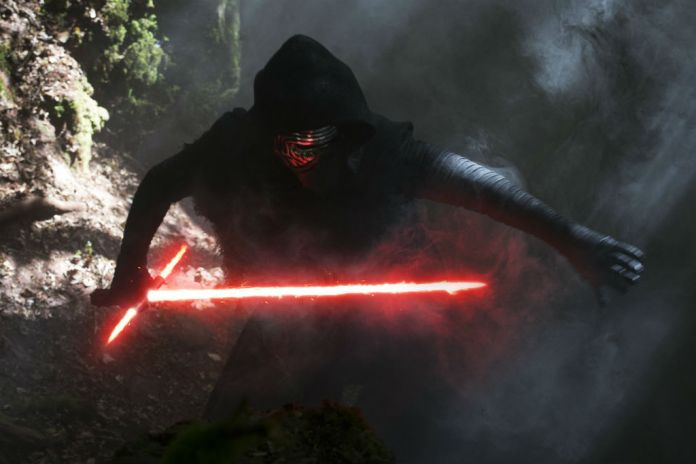 The New 'Star Wars: The Force Awakens' Trailer Is Here
