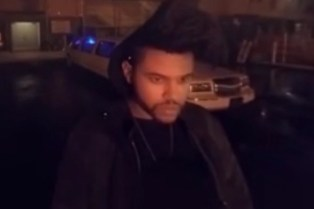 """The Weeknd Unveils """"Virtual Reality"""" Video for Eminem Remix of """"The Hills"""""""