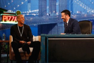 Watch JAY Z's Interview and Performance on 'Kimmel'