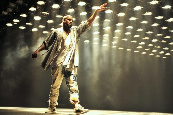 Watch Kanye West's Entire DNC Fundraiser Performance