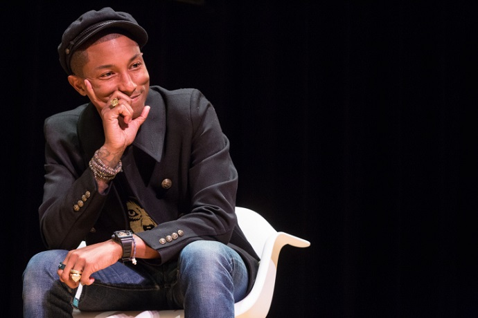 Watch Pharrell's Entire Talk at NYC's Town Hall