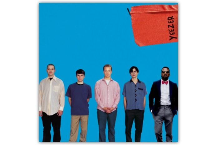 "Somebody Made a Kanye West and Weezer Mashup Album, ""Yeezer"""
