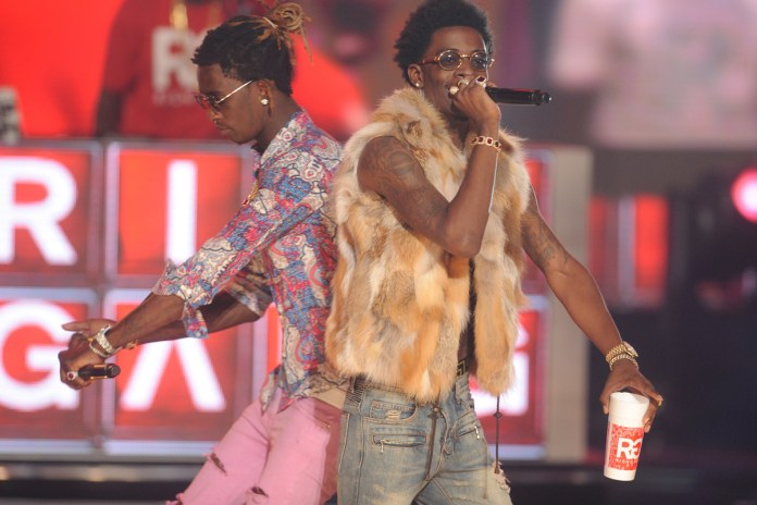 Young Thug & Rich Homie Quan - Color Purple (Produced by Metro Boomin)