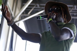 Young Thug Shares 'Slime Season 2' Cover