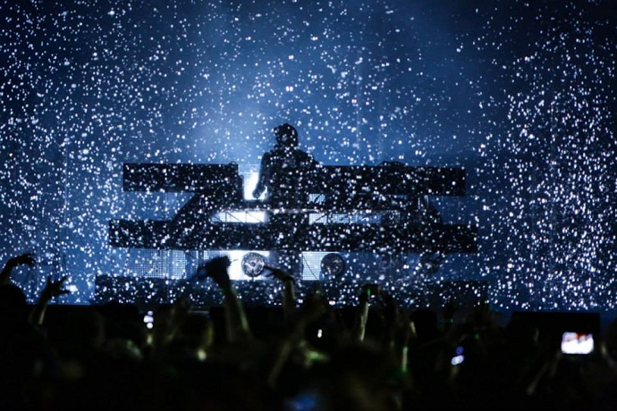 ZHU Debuts New Skrillex Collaboration