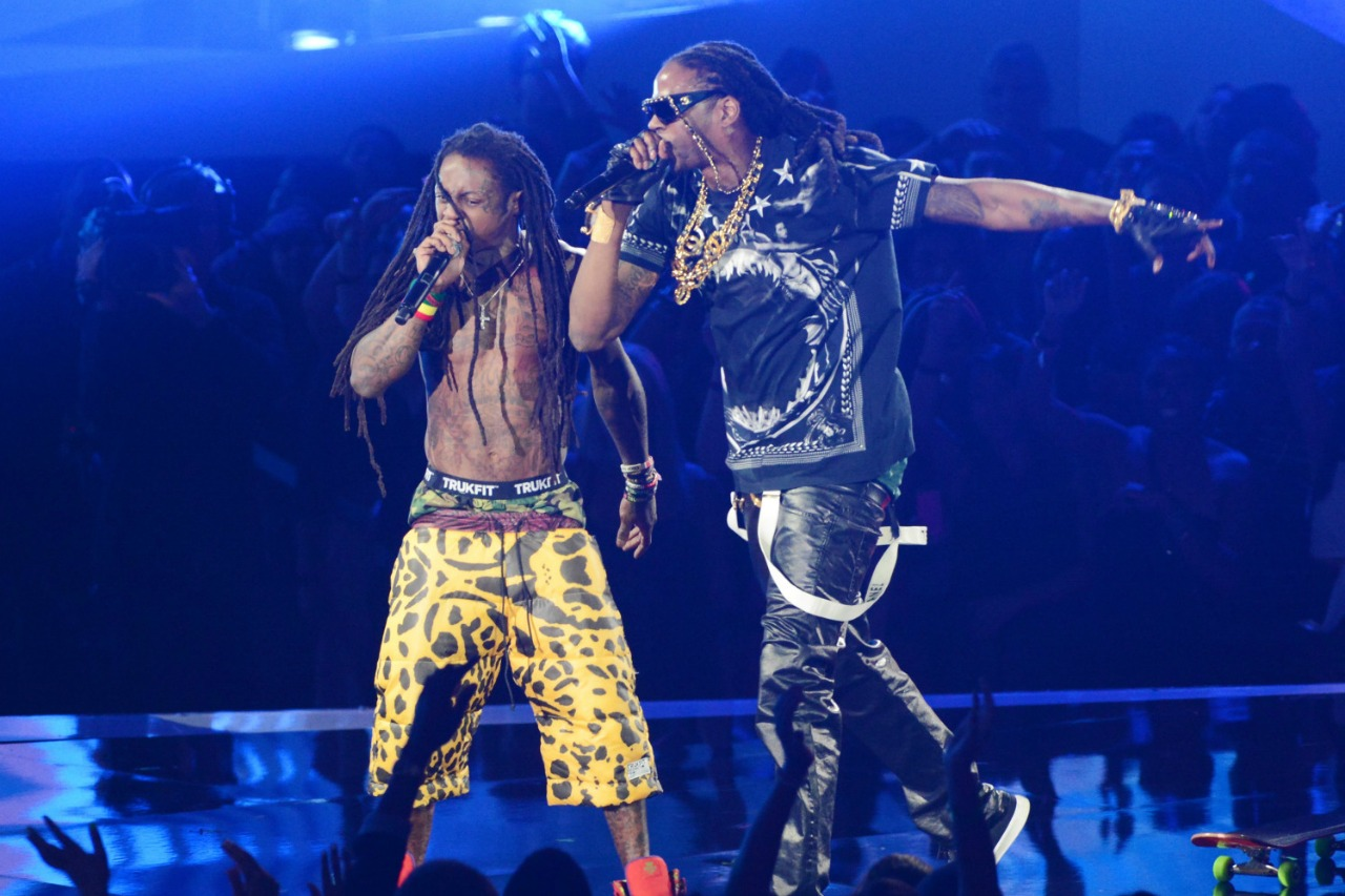 2 chainz lil wayne are working on a joint album