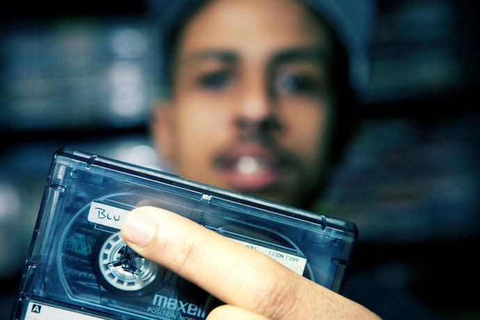 Blu Is Selling Instrumentals for $100-$200 From Two New Beat Tapes