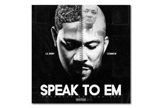 """Lil Bibby and Common Collaborate on """"Speak to Em"""""""