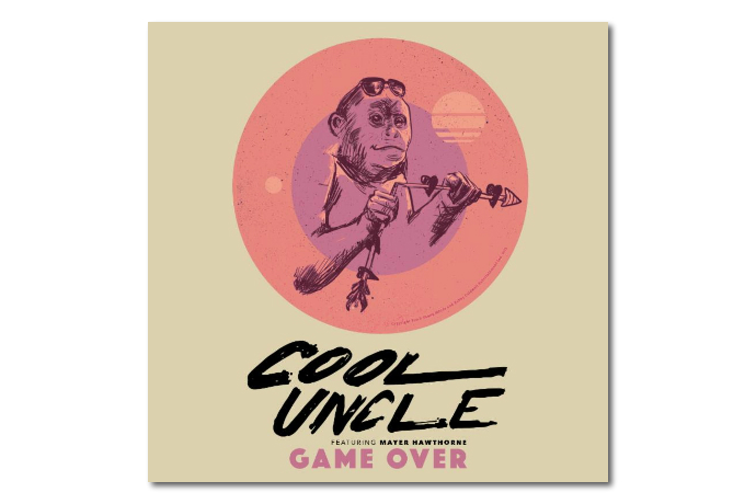"""Listen to Cool Uncle and Mayer Hawthorne's New Single """"Game Over"""""""