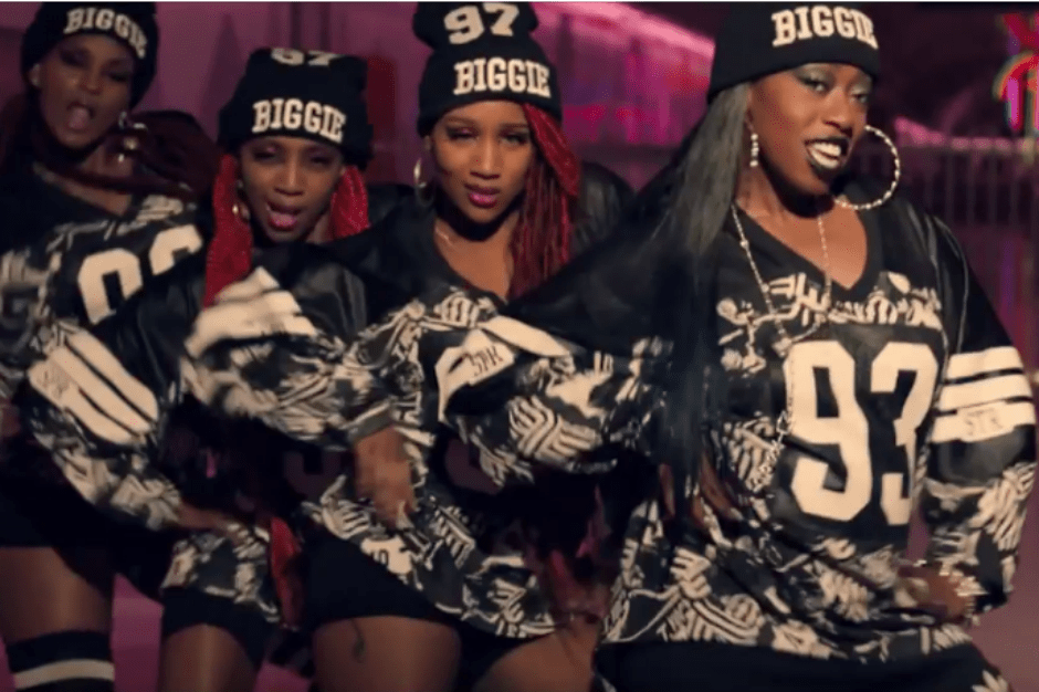 Missy Elliot Shares New Video for WTF (Where They From)