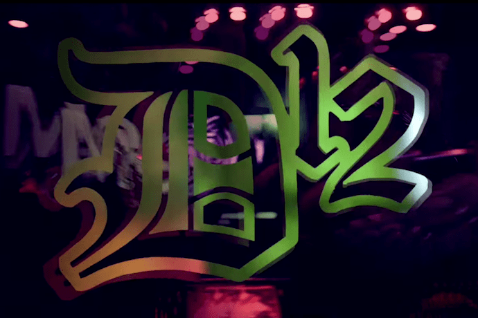 "Watch D12's New Video for ""DJ Turn It Up"""
