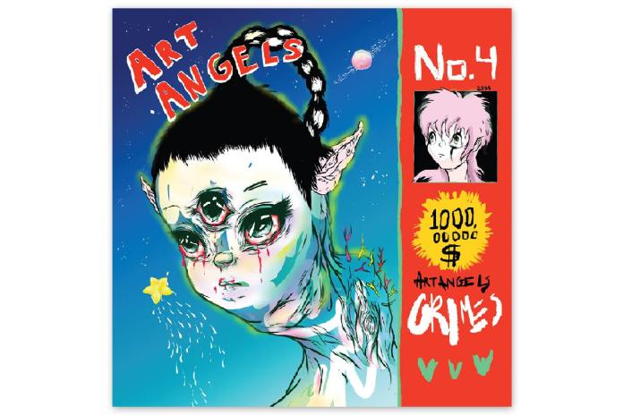 Stream Grimes' New Album 'Art Angels'