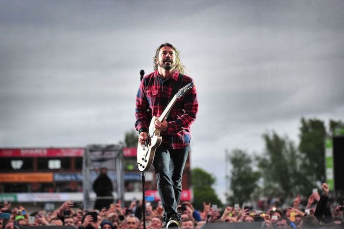 The Foo Fighters Release a Free Surprise EP
