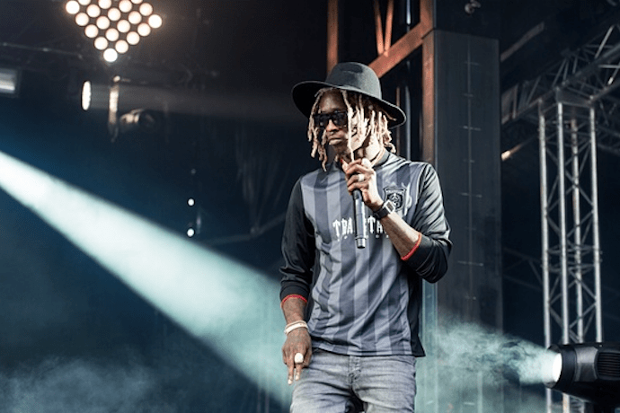 Watch Part One of Young Thug's Tour Life Series