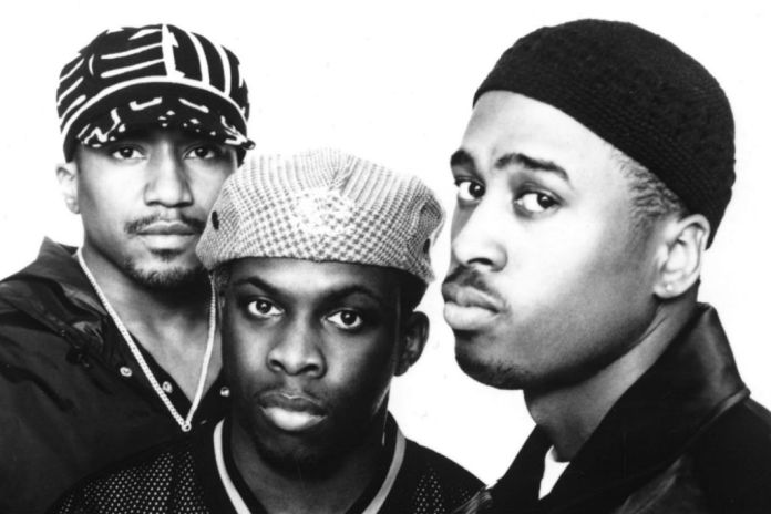 A Tribe Called Quest Reunite for 'The Tonight Show Starring Jimmy Fallon'