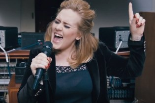 "Adele Releases ""When We Were Young,"" Co-Written by Tobias Jesso Jr."