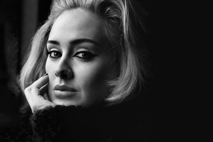 Adele Rejects Streaming Services for '25'