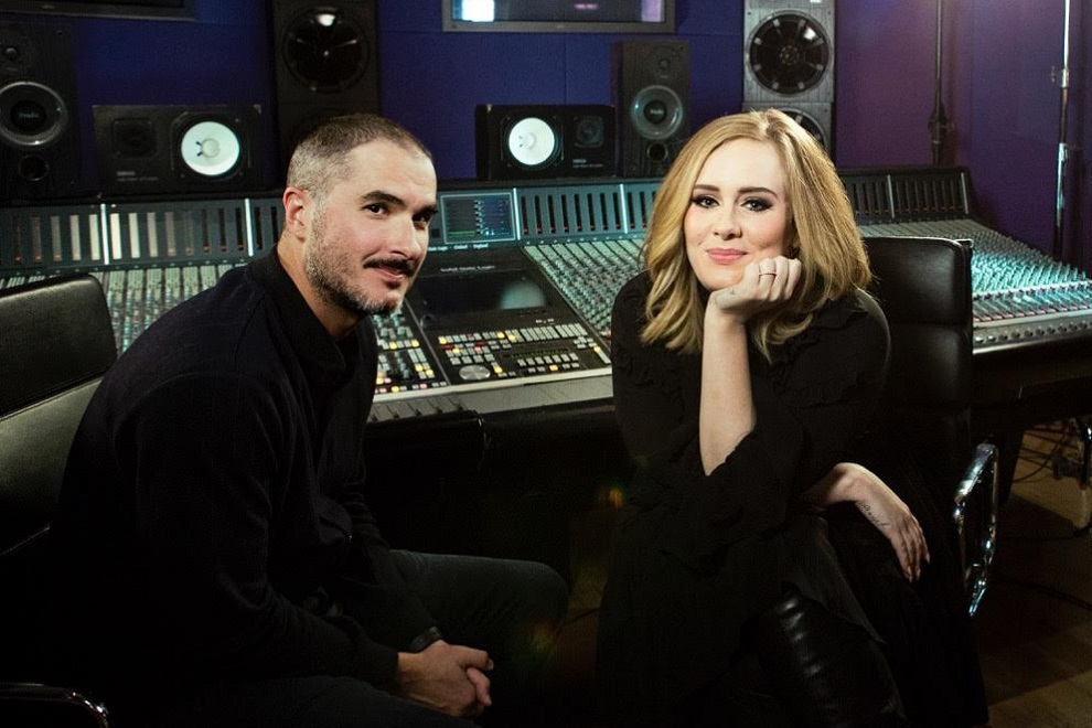 Adele Speaks with Zane Lowe for Exclusive Interview