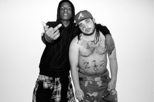 """A$AP Rocky Performs New Song Called """"Yamborghini High"""""""