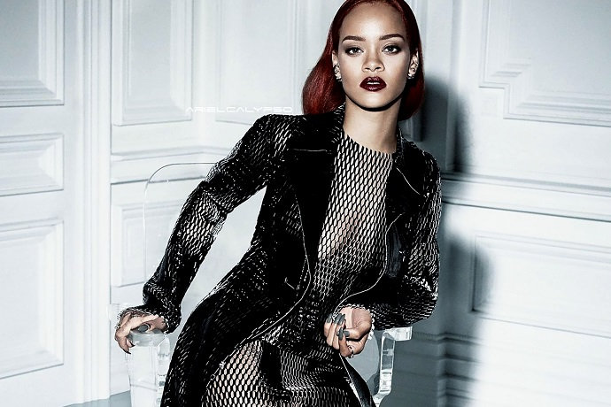 Could Rihanna's New Album Drop in December?