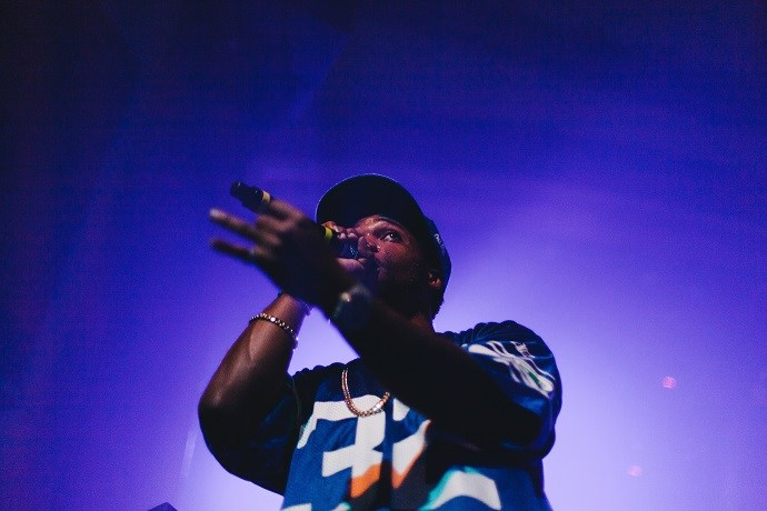 Curren$y featuring Ty Dolla $ign - Superstar