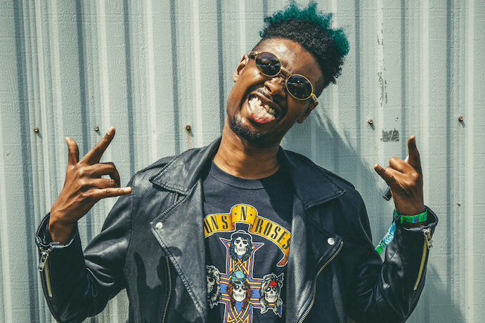 Danny Brown Announces Thankgiving Charity Show in His Hometown of Detroit