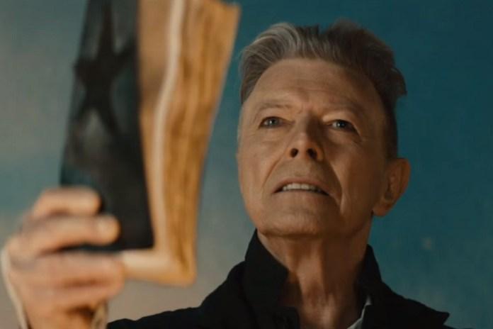 "David Bowie Unveils Short Film for ""Blackstar"""