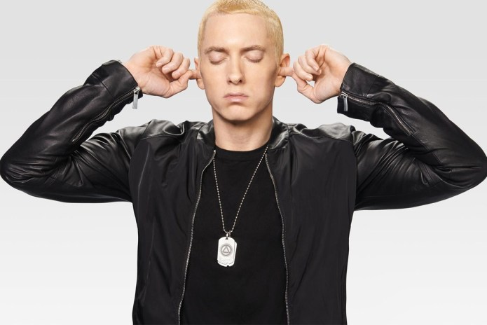 Eminem Announces Partnership With Genius