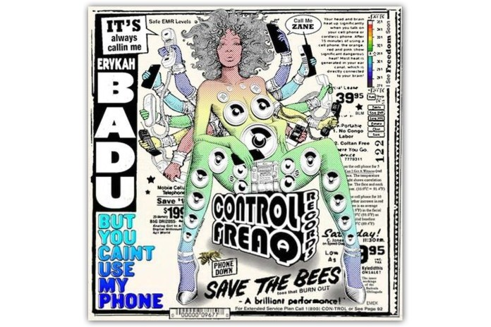 "Erykah Badu & Andre 3000 Reunite on New Song ""Hello"""