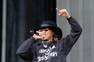 """Watch Future Take Over Jimmy Kimmel and Perform """"Where Ya At"""" and """"Blow a Bag"""""""