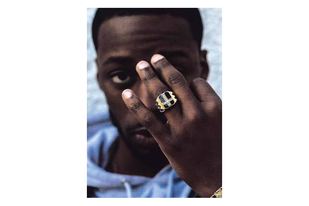 "GoldLink's Reveals Debut Album's Release Date & Tracklist, Drops ""New Black"""