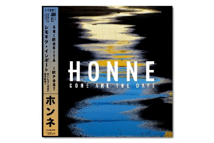 HONNE - Gone Are The Days